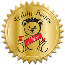 Teddy Bears of Hope Logo